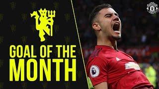 Manchester United Goal of the Month | March 2019 | Pereira, Rashford, Lukaku & more!