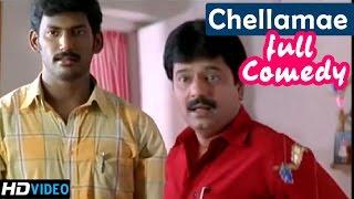 Download Chellamae Tamil Movie Comedy Scenes | Vishal | Reema Sen | Bharath | Harris Jayaraj | Gandhi Krishna Video