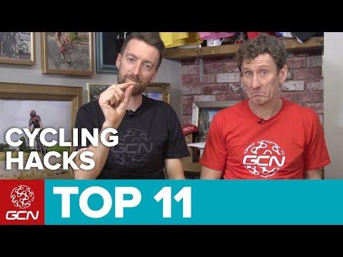 11 Useful Cycling Hacks!