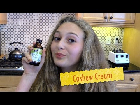 How to make Cashew Cream