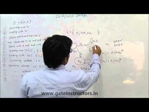 Deterministic Finite Automata ( DFA ) with (Type 1: Strings ending with) Examples   017