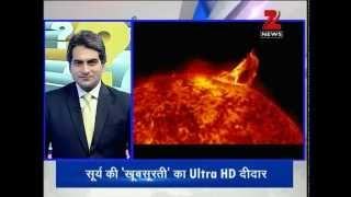 DNA: NASA captures Sun in a stunning 4K resolution