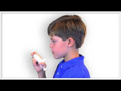 How to use an inhaler for EoE
