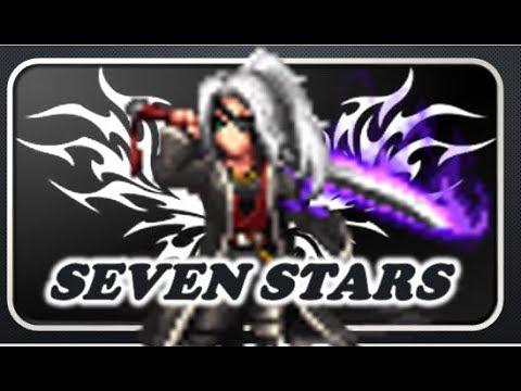 FFBE] 7 Stars CG Akstar: The One Handed Samurai - PakVim net