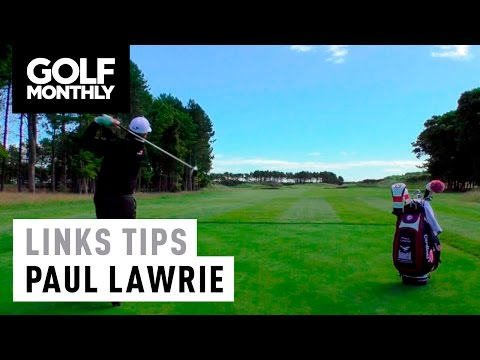 Links Tips With Paul Lawrie - Drive Well In The Wind