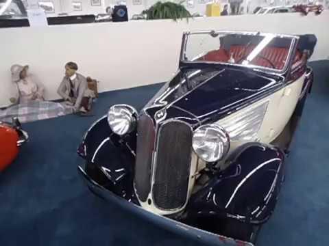 1936 BMW 319 4-Window Cabriolet - Vintage Bimmer For Sale