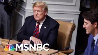 Joe: President Donald Trump