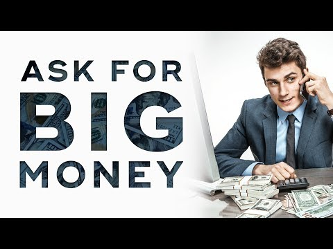 How To Ask for BIG Money - How To Sell High-Ticket Products & Services Ep. 8