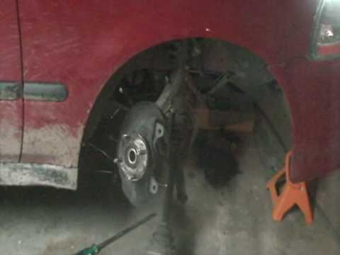 96 Honda Civic Clutch Repair Part 1