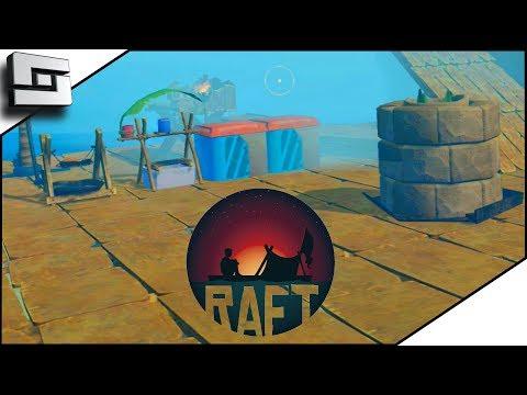 RAFT! Technologically Smelting Goop! E3