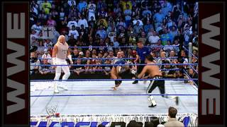 Mordecai interrupts Billy Kidman vs. Akio: SmackDown, May 20, 2004