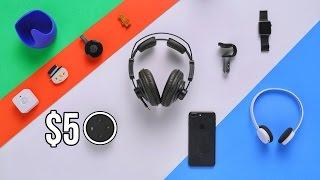 The Best Tech Under $50 - December 2016
