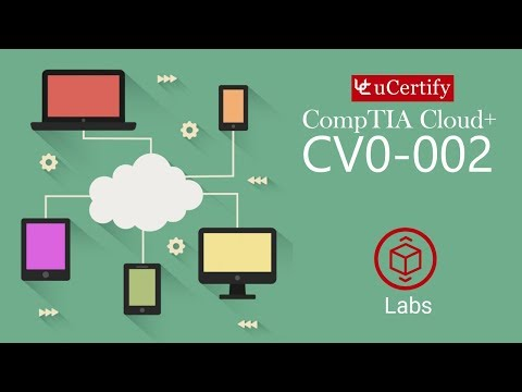 CV0-002: CompTIA Cloud+ Study Guide Labs
