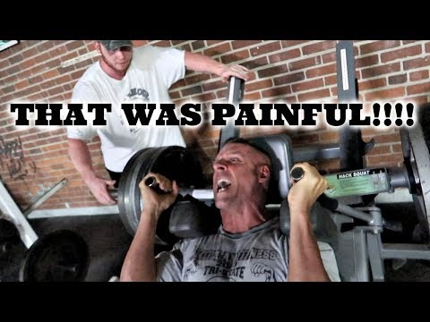 MY MOST PAINFUL LEG DAY EVER!!!!!