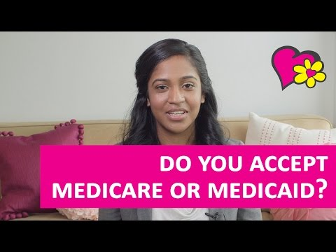 Do you accept Medicare or Medicaid?
