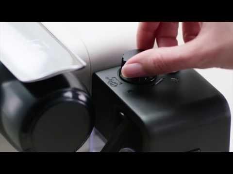 Nespresso Lattissima Touch-  Rapid Cappuccino System