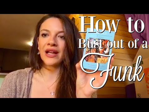 How to *Bust Out of a Funk* Psychic Medium (Samantha Fe)
