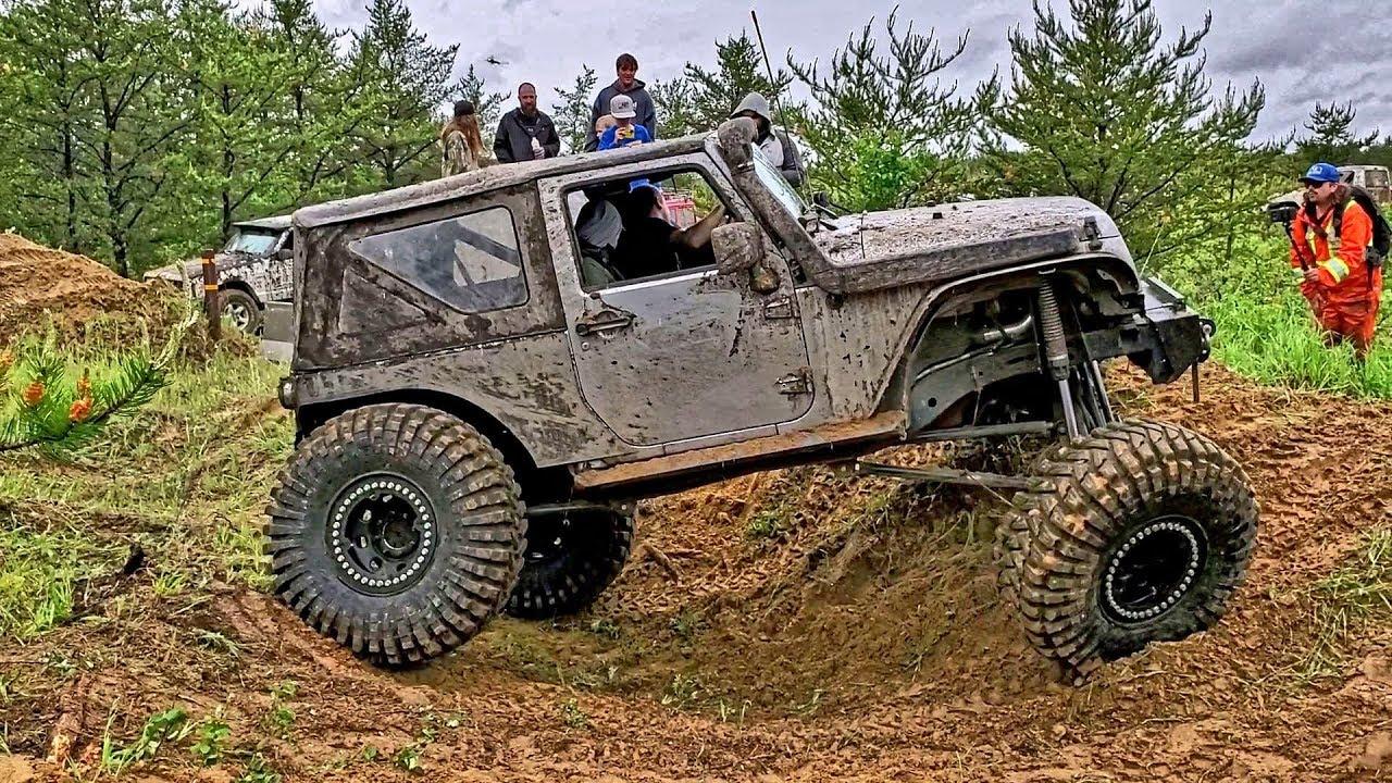 Sherp Vs. Jeep Adventure