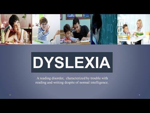 Dyslexia cause, symptoms, types, diagnosis and treatment 🙇