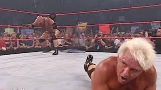 Goldberg vs. Ric Flair: Raw, August 11, 2003