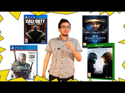 5 Best Video Games you must play 2016