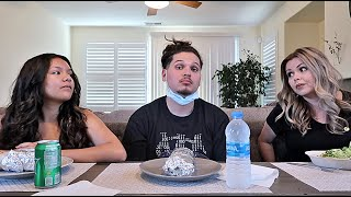 DOES MY FAMILY LIKE ALONDRA FOR ME?! *Mukbang Q&A*