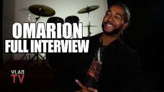 Omarion on B2K, Lil Fizz, Apryl, Raz-B, Lil Wayne, L&HH, R Kelly, Break Ups (Full Interview)