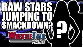 Shawn Michaels Offered Wrestlemania 33 Match! WWE Raw Stars Jumping To Smackdown? | WrestleTalk News