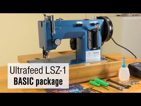 Sailrite Ultrafeed® LSZ-1 BASIC Walking Foot Sewing Machine