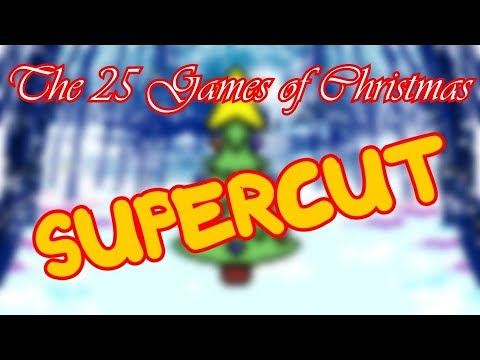 The 25 Games of Christmas SUPERCUT