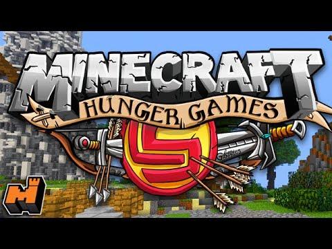 Minecraft: Hunger Games Survival w/ CaptainSparklez - NEW MAP WOO!