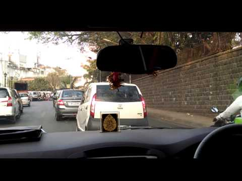 Typical Indian Traffic