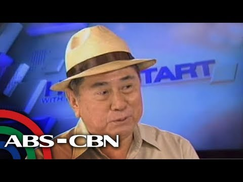 Almario tells us why he wants to change the country's name to 'Filipinas'