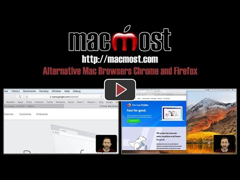 Alternative Mac Browsers Chrome and Firefox (#1544)