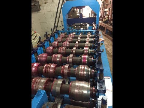 Roll Forming Machine Manufacturers In Rajkot - Gujarat - India
