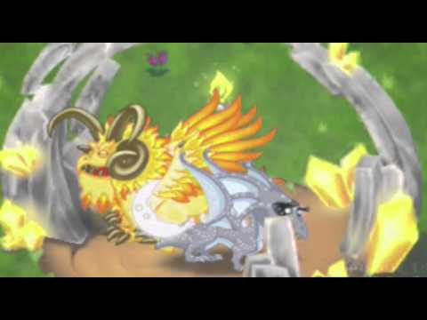 DragonVale Episode 1 - The Moon Dragon meets the Sun Dragon