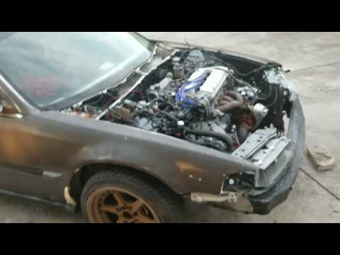 Fully Built H22 Turbo Accord  Project series: CAR IS BACK HOME!