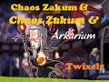 Bossing Boredom - Chaos Zak & Arkarium - Twixelz