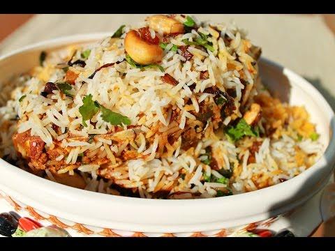 Fish Biryani Recipe---Meen Biryani Recipe