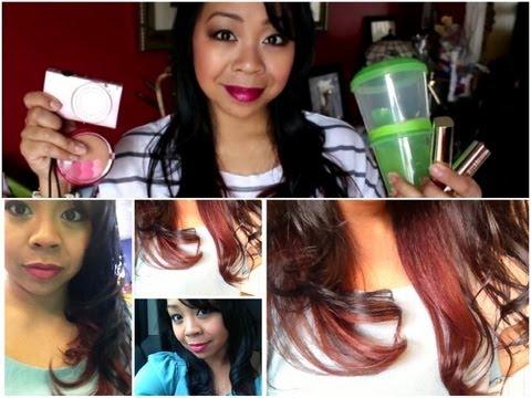 MARCH 2013 FAVORITES & New Hair!