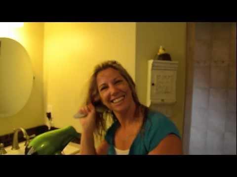 Farrah Fawcett Hair Tutorial