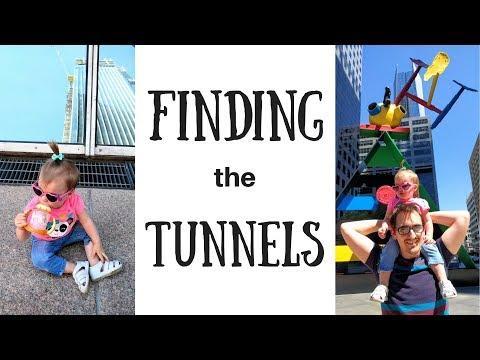 Houston Tunnels  | Family Day VLOG