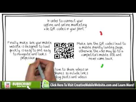 Malaysia Mobile Website Video Scribing - Getting Your Business Website Ready For Mobile Users