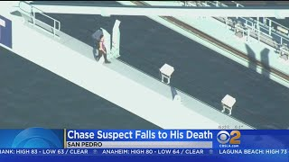 Chase Into Port Of LA Raises Questions About Security