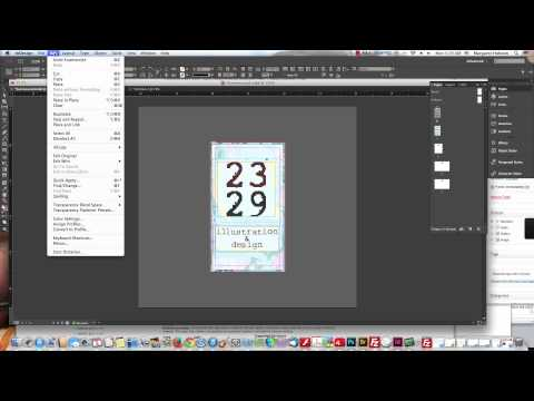 Working with the Page Tool in InDesign to create business card, letterhead and envelope layout