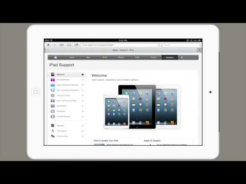 Activating Your iPad on Wi-Fi Without iTunes : Tech Yeah!