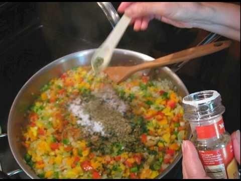 Making Black Bean Soup