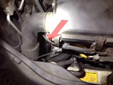Gen 2 Prius Engine Mechanical Water Pump, bad bearing noise