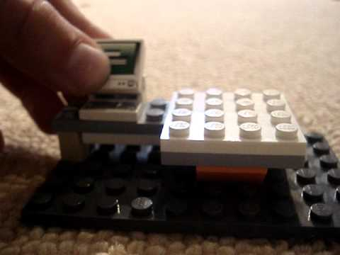 How to build a Lego PC and tabletop