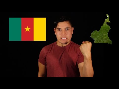 Geography Now! Cameroon!